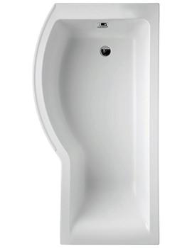 Ideal Standard Concept 1700 x 900 Left Hand Idealform Plus Shower Bath
