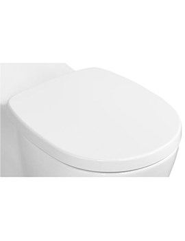 Ideal Standard Concept Freedom Seat And Cover For Elongated WC Pan