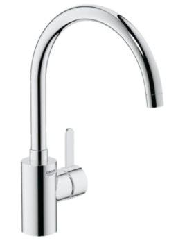 Grohe Eurosmart Cosmopolitan Single Lever Kitchen Sink Mixer Tap