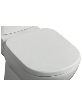 Ideal Standard Tempo Slow Close Seat And Cover For Short Projection WC