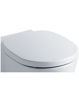 Ideal Standard Studio-Concept Slow Close WC Toilet Seat And Cover