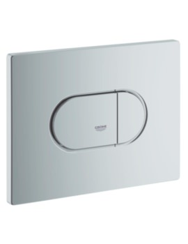 Grohe Arena Cosmopolitan WC Wall Plate Matt Chrome