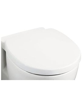 Ideal Standard Concept Space Slow Close WC Toilet Seat And Cover