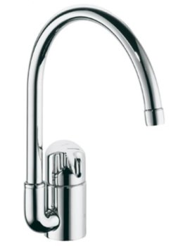 Grohe Euroeco Special Single Lever Safety Kitchen Sink Mixer Tap