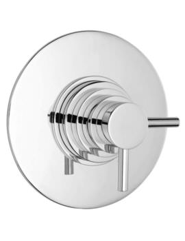 Hudson Reed Tec Thermostatic Dual Concealed Shower Valve