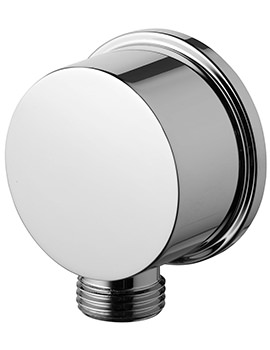 Ideal Standard Idealrain Pro Wall Elbow Chrome