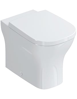 Ideal Standard Softmood Back To Wall WC Bowl 560mm