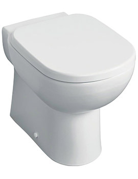 Ideal Standard Tempo Back-To-Wall WC Suite 520mm