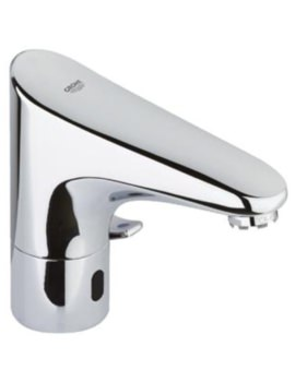 Grohe Europlus E Bluetooth Infra Red Electronic Basin Tap With Mixing Device