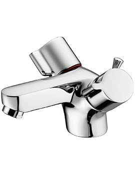 Ideal Standard Alto Basin Mixer Tap With Pop Up Waste