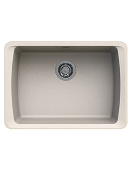 Astracast Barden 634 x 457mm ROK Granite Sahara Beige 1B Undermount Sink