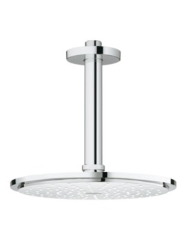 Grohe Rainshower Cosmopolitan 210mm Head Shower With 142mm Ceiling Arm