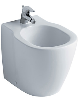 Ideal Standard Concept Back-To-Wall 1 Taphole Bidet