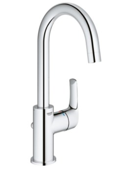 Grohe Eurosmart Single Lever Half Inch L-Size Basin Mixer Tap