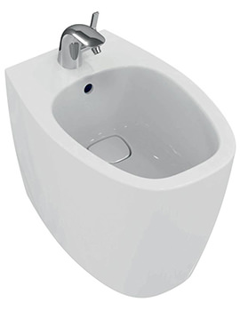 Ideal Standard Dea Back-To-Wall Bidet 550mm