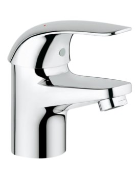 Grohe Euroeco Half Inch S-Size Basin Mixer Tap