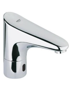 Grohe Europlus E 1-2 Inch Infra-Red Electronic Basin Mixer Tap