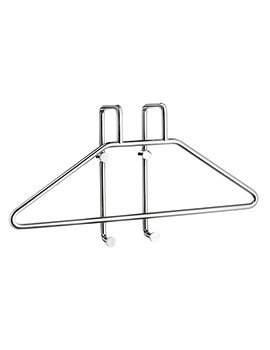 Smedbo Sideline Wall Mounted Clothes Hanger