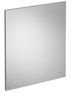 Ideal Standard Concept 600 x 700mm Antisteam System Mirror
