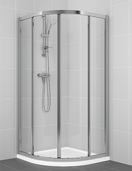 Ideal Standard New Connect 800mm Quadrant Shower Enclosure
