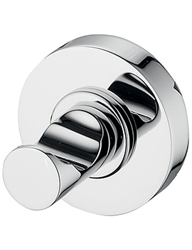 Ideal Standard IOM Single Robe Hook Chrome