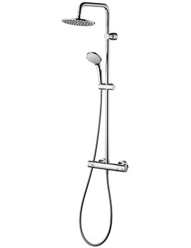 Ideal Standard Ceratherm 100 Thermostatic Dual Shower Mixer Pack