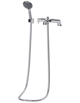 Triton Eden Bath Shower Mixer Tap With Kit