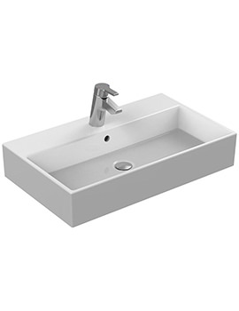 Ideal Standard Strada 1 Tap Hole 70cm Countertop Basin