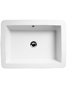 Ideal Standard Strada 600mm Under Countertop Basin With No Tap Hole
