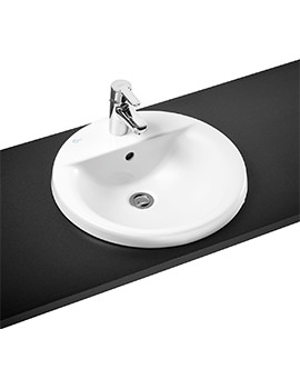 Ideal Standard Concept Sphere 48cm 1 Tap Hole Countertop Basin