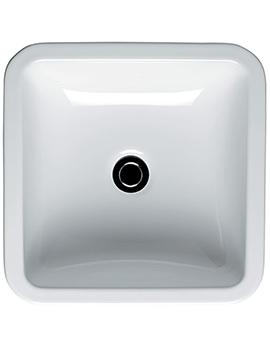 Ideal Standard White Cube 40cm Vessel Basin