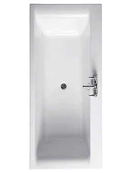 Ideal Standard Alto Idealform Plus 170cm x 75cm Double Ended Bath