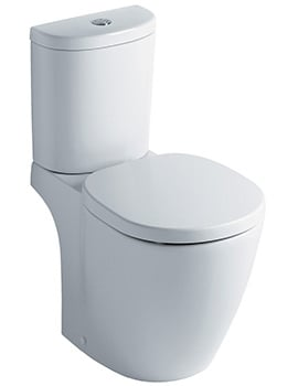 Ideal Standard Concept Arc - Sphere Close Coupled WC Bowl Only