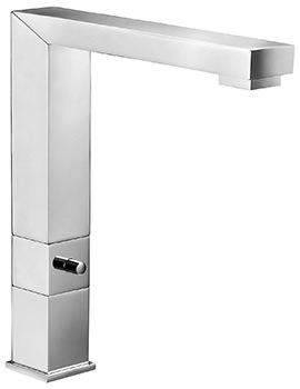 Rangemaster Quadrant Monostem 2 Monobloc Kitchen Sink Mixer Tap