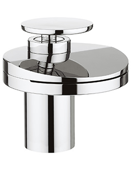 Crosswater Water Circle Monobloc Basin Mixer Tap