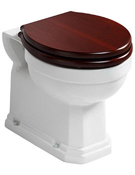 Ideal Standard Waverly Back-To-Wall WC Pan 500mm