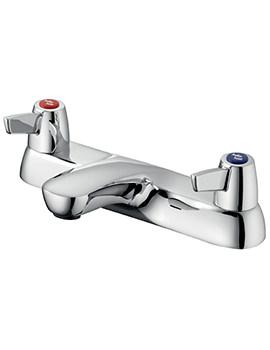 Armitage Shanks Sandringham 21 2 Hole Bath Filler Tap With Lever Handles