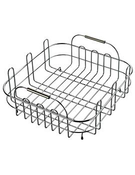Rangemaster Stainless Steel Draining Basket