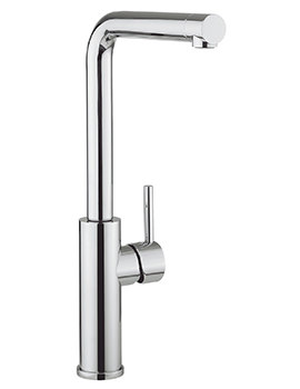 Crosswater Cucina Ninety Side Lever Kitchen Sink Mixer Tap
