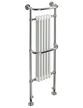 Apollo Ravenna Plus Curved Traditional 510 x 1500mm Radiator