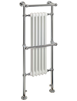 Apollo Ravenna Plus Ball Joint Traditional Towel Warmer 510 x 1500mm