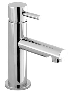 Crosswater Kai Lever Deck Mounted Monobloc Mini Basin Mixer Tap
