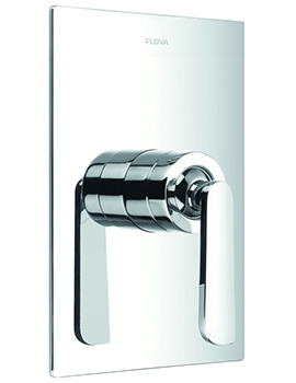 Flova Cascade Manual Concealed Shower Mixer Valve