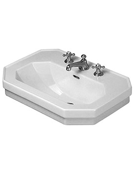 Duravit 1930 Series Washbasin 600mm