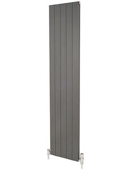 Apollo Malpensa Flat Horizontal 800 x 600mm Radiator