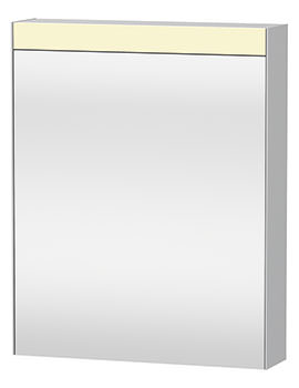 Duravit 610mm Single Door Mirror Cabinet