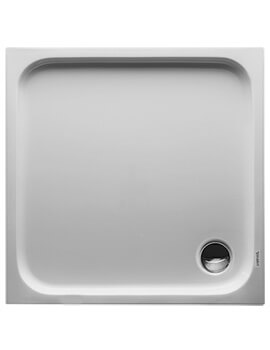 Duravit D-Code 900 x 900mm Square Shower Tray - EX-Display