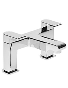 Roper Rhodes Code Deck Mounted Bath Filler Tap Chrome