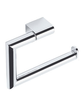 Roper Rhodes Idol Toilet Roll Holder Chrome