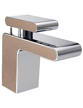 Bristan Metallix Pivot 1 Hole Bath Filler Tap